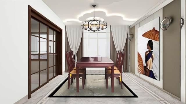 友联为家客厅餐厅卧室书房家具设计